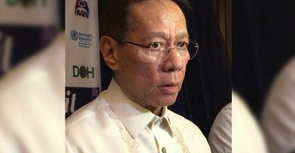 DOH confirms first  nCoV case in PH