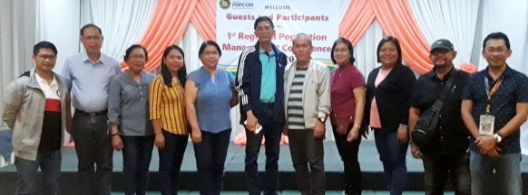 PopCom federation elects new officers