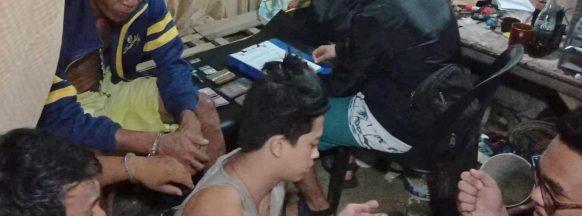 Three nabbed in Vista Alegre drug bust