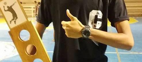 USLS wins Himamaylan  City volleyball tournament