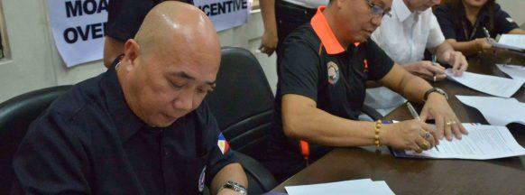 Binalbagan organization wins Gawad Kalasag