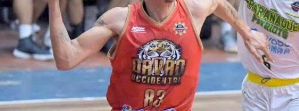 Negrense player leads Davao  Occidental past Bicol