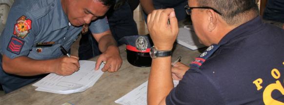 100 IPPO officers undergo drug testing