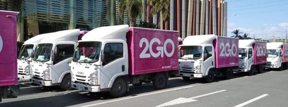 2GO utilizes its fleet for  Covid-19 relief operations