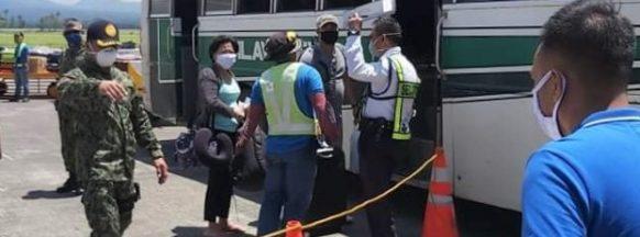 84 Negrenses return  from Luzon lockdown
