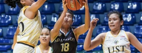 Adamson, UST crowned UAAP  girls' basketball co-champs