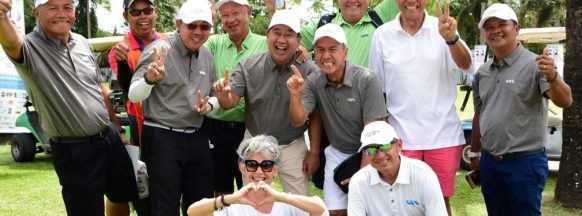 34th PAL Interclub Golf Tournament