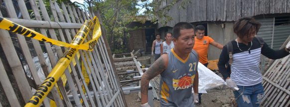 Man found dead in his Tigbauan home