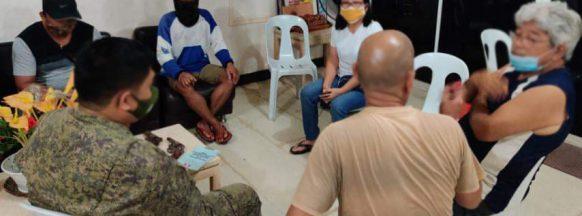 24 NPA rebels surrender to army in Negros