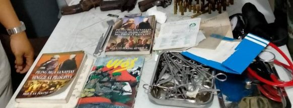 2 NPA leaders, 7 others arrested in Negros