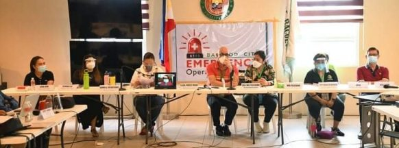 Bacolod City forms EOC Task Force