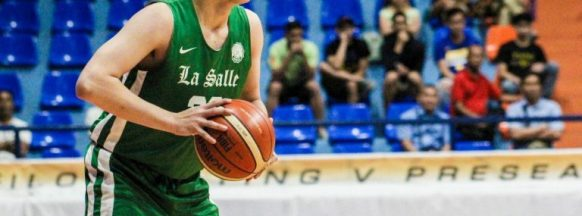 Entering DLSU is 'humbling experience' – Lim