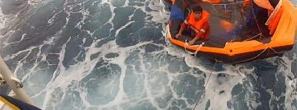 Family of missing Negrense from sunken  ship in Japan not giving up hope