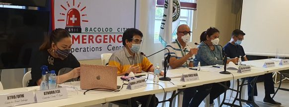 Leonardia appeals to NIATF to  respect the city's health protocols