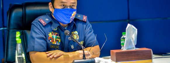 PRO-6 resolves admin cases of 160 police officers