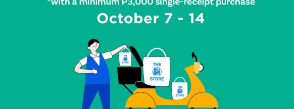 The SM Store Bacolod's Call to Deliver Community Caravan