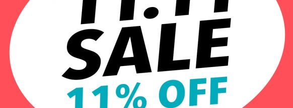 THE SM STORE BACOLOD'S 11:11 SALE