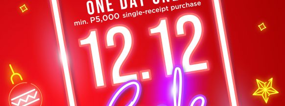 The SM Store Bacolod 12:12 Sale