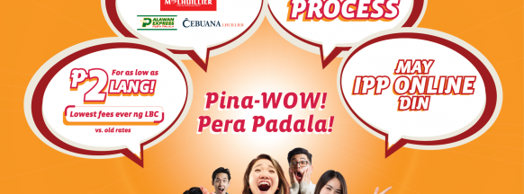 Remit money fast with LBC Instant Peso Padala