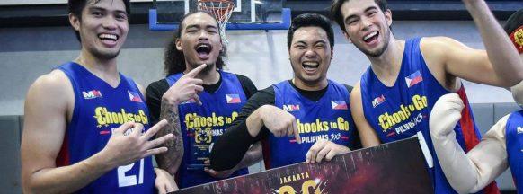 Munzon, Pasaol, Rike, Santillan leave 3×3 hoops for PBA