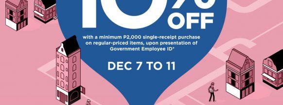 The SM Store Bacolod LGU Week