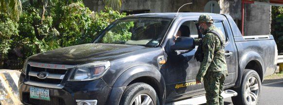 San Carlos reinstates border checkpoint