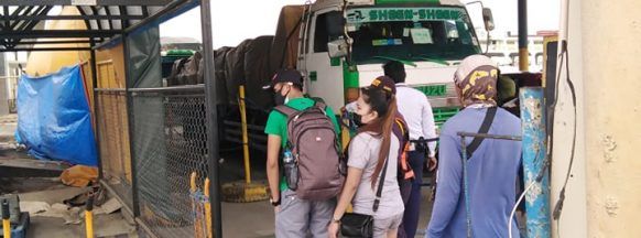 PCG-NegOcc halts sea  trips due to 'Auring'