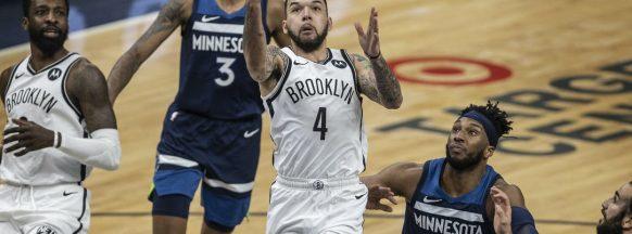 Brooklyn bounces back, mauls Minnesota