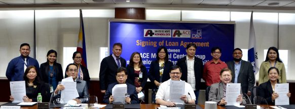DBP grants P1.275B to boost  healthcare in Tuguegarao and Bulacan