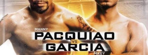 Pacquiao to face  Mikey Garcia next