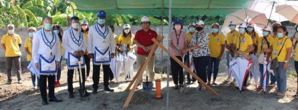 Bridgestone Philippines Breaks Ground on Classroom Donation Project in Mangaldan, Pangasinan