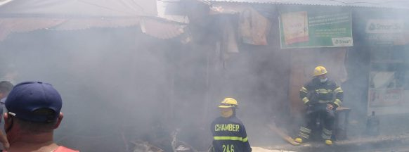 Bacolod fire guts 15 houses