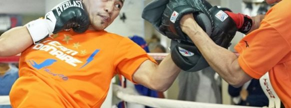 Donaire faces Oubaali for WBC  world bantam belt this weekend