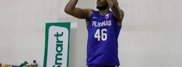 Kouame debuts for Gilas Pilipinas in FIBA Asia Cup tonight
