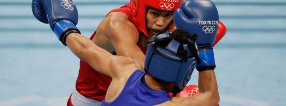 Ilongga boxer Magno exits 2020 Tokyo Olympics