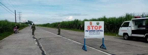 NegOcc, Bacolod on 'Alert Level 3'   4 more 'Delta' cases detected