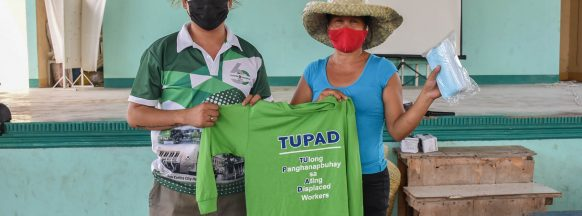 TUPAD program continues in San Carlos City barangay