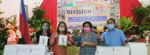 Farm school favors Brgy.  Alangilan in Bacolod City