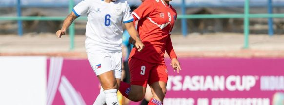 PH Malditas stun Nepal in  Women's Asian Cup qualifiers