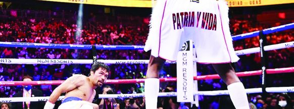 Pacquiao's boxing retirement  'not yet final,' claims aide