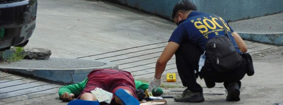 'Tanod' killed in broad  daylight in Bacolod City