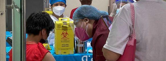 Bacolod to start kids  vaccination on Nov. 5